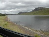 Lough Finn from Railcar 18.<br><br>[Ben Torsney&nbsp;//2006]