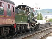 City of Truro at Aviemore.<br><br>[Mark Poustie&nbsp;31/08/2006]