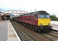 57601 stands at Aviemore with the Royal Scotsman.  <br><br>[Mark Poustie&nbsp;31/08/2006]