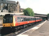 SPTE 107 set calls on its journey to Edinburgh.<br><br>[Brian Forbes&nbsp;/04/1987]