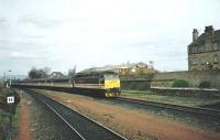 Clansman passing south through Larbert 1988<br><br>[Brian Forbes&nbsp;//1988]