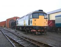 26004 in the yard at Boness in September 2006.<br><br>[John Furnevel&nbsp;06/09/2006]
