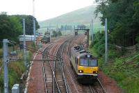 A 92 heads south past Abington with absolutely no coal imported through Hunterston. Yet still it runs ...<br><br>[Ewan Crawford&nbsp;29/09/2006]