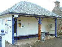 Waiting shelter, Lairg. 16/10/06<br><br>[John Gray&nbsp;16/10/2006]