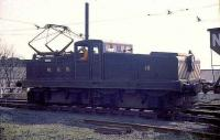 NCB No.15 at Westoe Colliery near South Shields in the 1980s. Originally part of the Harton Coal Company empire in NE England, coal was taken from here via an electrified line to Harton Low Staithe on the Tyne. Westoe Colliery was closed in 1993.<br><br>[Ian Dinmore&nbsp;//]