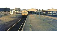 The old station at Exmouth, Devon.<br><br>[Ian Dinmore&nbsp;//]