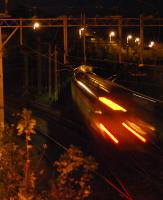 Heading for Balloch at Dalreoch Junction.<br><br>[Ewan Crawford&nbsp;04/11/2006]