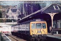 The ultimate 311. waits at Milngavie before leaving for Springburn<br><br>[Brian Forbes&nbsp;//1990]