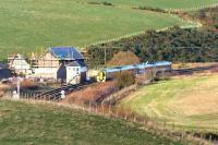Up train passing Carmont in November 2006.<br><br>[John Furnevel&nbsp;08/11/2006]