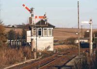 Looking east from the station towards Keith Junction in November 2006.<br><br>[John Furnevel&nbsp;08/11/2006]