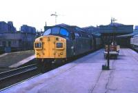 40135 ready to leave Aberdeen in July 1974 with the 1315 service to Glasgow.<br><br>[John McIntyre&nbsp;/07/1974]