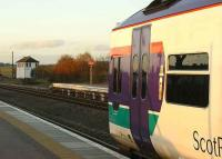 About to leave Inverurie for Inverness on an Autumn afternoon in 2006.<br><br>[John Furnevel&nbsp;06/11/2006]