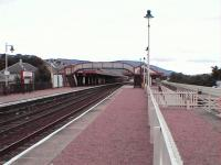 View of all three platforms from south end.<br><br>[Brian Forbes&nbsp;/10/2006]
