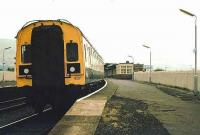 DMU about to leave Girvan for Ayr.<br><br>[Ian Dinmore&nbsp;//]