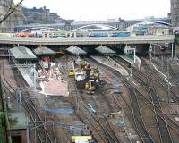 General view over the west end platforms (or what's left of them) on 1 February 2007.<br><br>[John Furnevel&nbsp;01/02/2007]