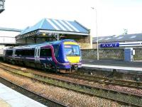 1513 service to Glasgow is belled away.<br><br>[Brian Forbes&nbsp;06/02/2007]