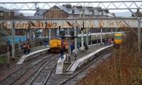 Something interesting at Helensburgh Central.<br><br>[Ewan Crawford&nbsp;10/02/2007]