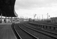 View south from Aberdeen platform 8 in March 1973.<br><br>[John McIntyre&nbsp;/03/1973]