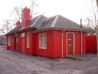 Dornoch. The old station is up for sale. I hope that whoever buys it keeps it in original condition.<br><br>[John Gray&nbsp;18/02/2007]