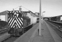 06008 at Markinch in 1975, looking north.<br><br>[Bill Roberton&nbsp;//1975]