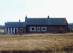 Strathmiglo station in 1981 after conversion to a house.<br><br>[Craig Seath&nbsp;//1981]