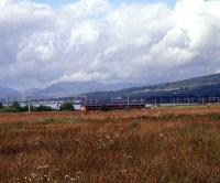 320s head east in 1994 with Helensburgh and the Argyll hills across the Clyde. <br><br>[John McIntyre&nbsp;//1994]