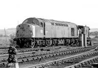 40058 stands at Millerhill in 1974.<br><br>[Bill Roberton&nbsp;//1974]