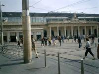 SNCF Montpellier main line station.<br><br>[Alistair MacKenzie&nbsp;//]