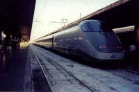 The Italian Job - version of the TGV.<br><br>[Alistair MacKenzie&nbsp;30/06/2005]