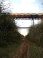 View east towards the former Marton Junction on the Leamington - Rugby line in March 2007.<br><br>[John McIntyre&nbsp;/03/2007]