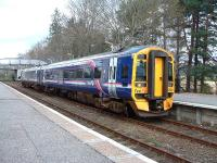 158725 calls at Ardgay in April 2007.<br><br>[John Gray&nbsp;12/04/2007]