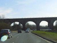 Castlecary Viaduct 02/04/2007