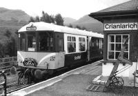 <i>Mexican Bean</I> at Crianlarich waiting to leave for Oban.<br><br>[Bill Roberton&nbsp;//]