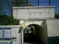 Pedestrian access to Craigendoran Station under WH line.<br><br>[Alistair MacKenzie&nbsp;30/04/2007]
