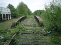 Caledonian Railway Lanarkshire and Dumbartonshire line, bridge over Agamemnon Street.<br><br>[Alistair MacKenzie&nbsp;04/05/2007]