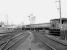 A pair of class 47s take a northbound train past Ferryhill MPD in 1974.<br><br>[Bill Roberton&nbsp;//1974]