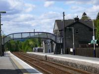 North view of Blair Atholl station.<br><br>[Brian Forbes&nbsp;15/05/2007]