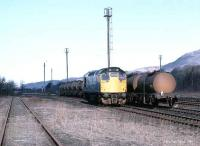 Activity in Alloa yard in 1986.<br><br>[Mark Dufton&nbsp;//1986]
