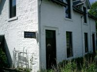 Forth & Clyde Junction Railway. Port of Menteith Station House.<br><br>[Alistair MacKenzie&nbsp;25/05/2007]