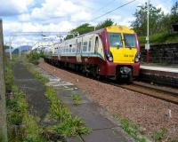 334024 departs for Glasgow from Craigendoran on 28 May 2007.<br><br>[John McIntyre&nbsp;28/05/2007]