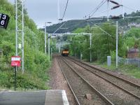 314215 approaching Cartsdyke with a service for Gourock<br><br>[Graham Morgan&nbsp;23/05/2007]