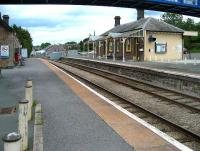 Refurbished station building at Llandrindod Wells in June 2007.<br><br>[John McIntyre&nbsp;2/06/2007]