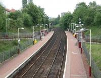 View west over Ashfield station in May 2007.<br><br>[John Furnevel&nbsp;/05/2007]