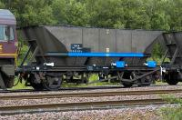 Blue is the colour...A <I>Scottish Region</I> HAA hopper at Townhill on 25 June.<br><br>[Bill Roberton&nbsp;25/06/2007]