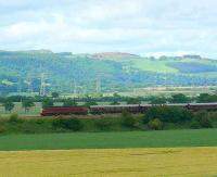 57601 takes the Royal Scotsman on its journey towards Perth.<br><br>[Brian Forbes&nbsp;25/06/2007]