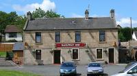 The former Dennyloanhead station which closed in 1932 stood behind this aptly named public house.<br><br>[Brian Forbes&nbsp;26/06/2006]