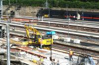 Ongoing works at Waverley, 15 July 2007.<br><br>[John Furnevel&nbsp;15/07/2007]