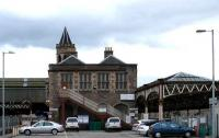 Southerly view of the grand old station at Perth.<br><br>[Brian Forbes&nbsp;14/07/2007]