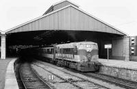 156 takes a train out of Limerick in 1988.<br><br>[Bill Roberton&nbsp;//1988]
