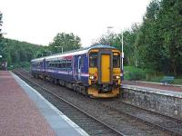 21:30 and 156474 stops at Tulloch on its way to Mallaig.<br><br>[John Gray&nbsp;20/07/2007]